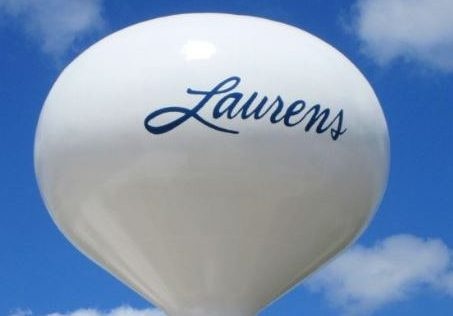 Laurens Water Tower