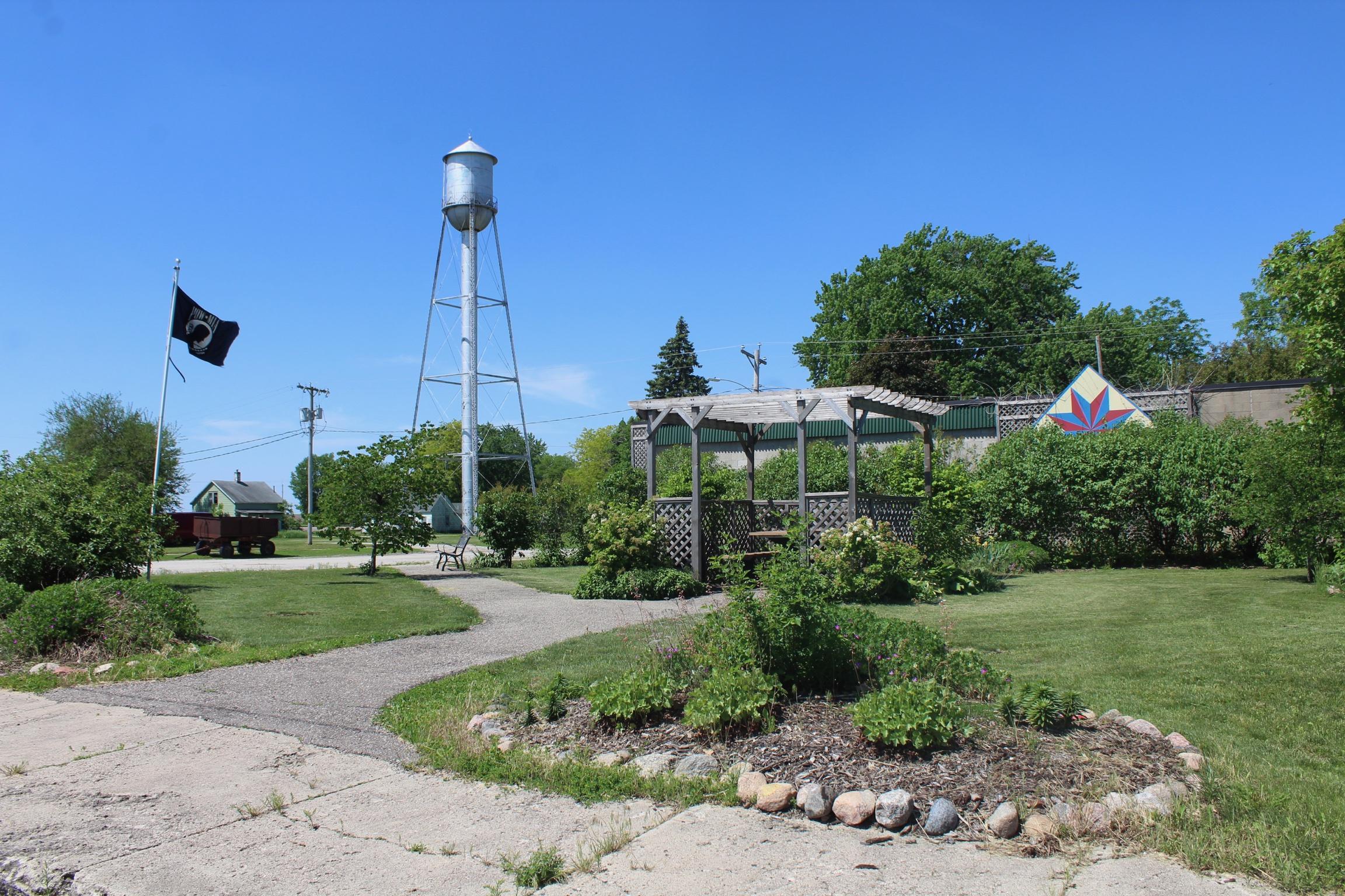 Veterans park in Havelock