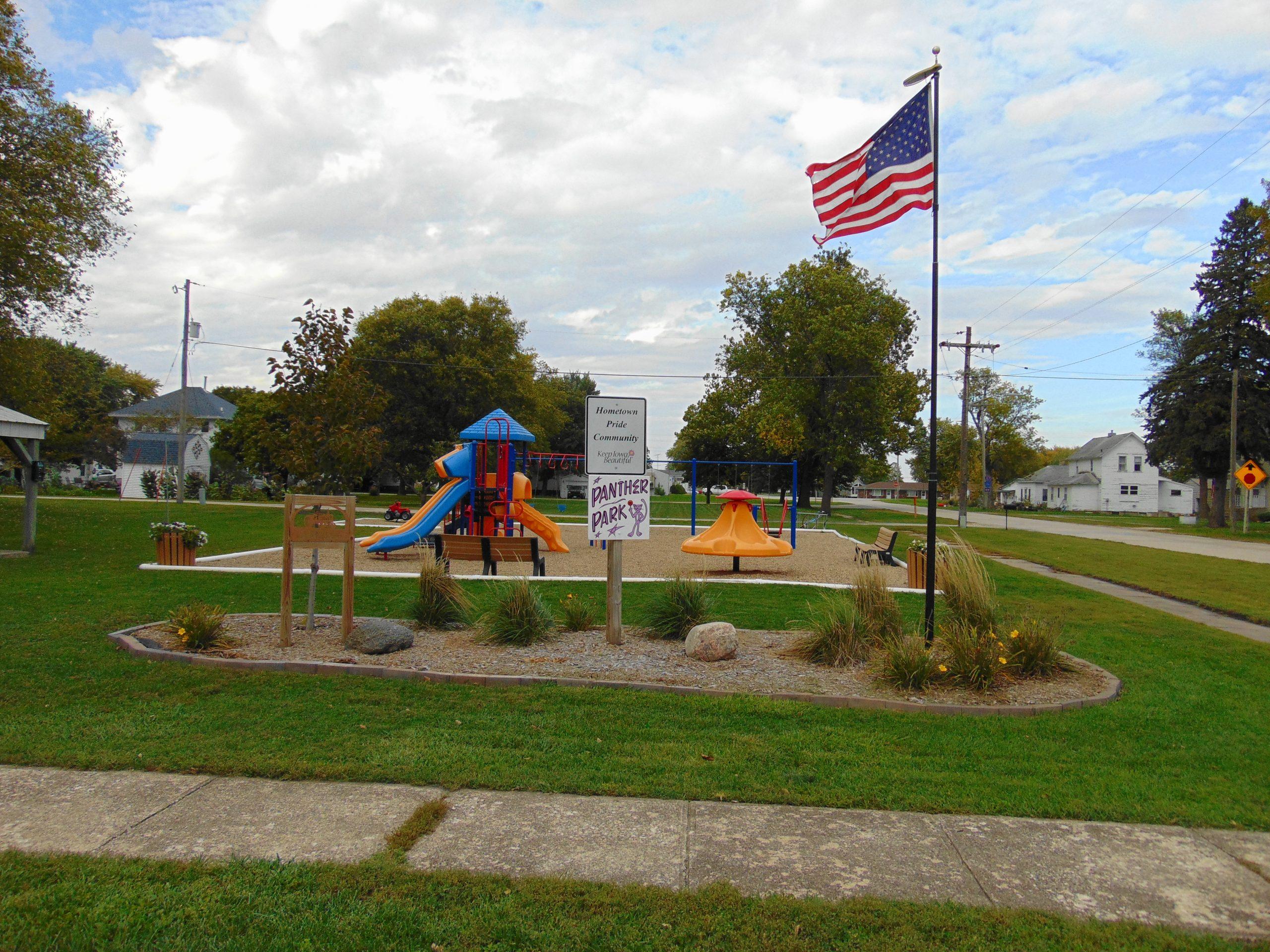 Palmer Panther Park2