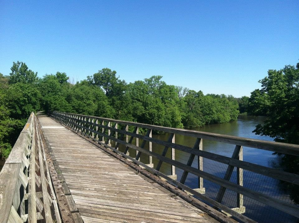 Three Rivers bridge